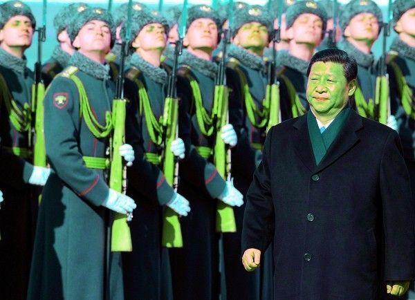 Xi Jinping et la lenteur du web chinois sans proxy vpn