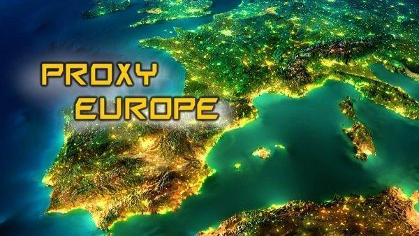 Proxy europe list
