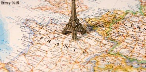 Liste proxy France 2015