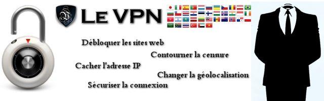 Le VPN proxy