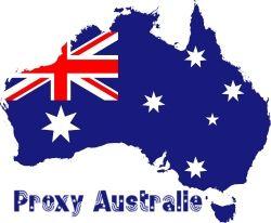Proxy Australie